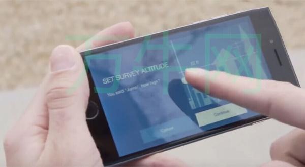 发明航拍神器PhoneDrone Ethos发明专利真是脑洞大开